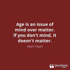 Mark Twain Quotes | http://quotesy.club
