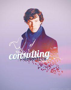 Sherlock Holmes, the Consulting Detective // bbc sherlock