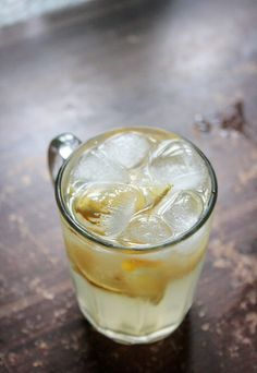 Notions & Notations of a Novice Cook - Making Ginger Ale