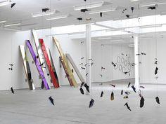 Answer Machine, 2014, Sadie Coles HQ, London, England.