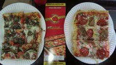 Rustica Pizza in LA