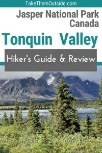 Hiking the Tonquin Valley- mountains, mud, and poop ⋆ Take Them Outside Jasper Park, Jasper National Park, National Parks, Quebec, Vancouver, Columbia, Toronto, Parks Canada, Whitewater Rafting