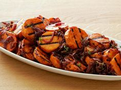 Caramelized Onion Sweet Potato Salad #FeelGoodFood