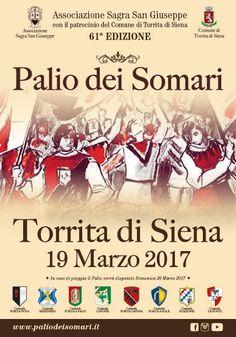 Italia Medievale: Palio dei Somari 2017