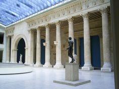 Jubelparkmuseum in Brussel, België (English: Cinquantenaire Museum, Brussels, Belgium)