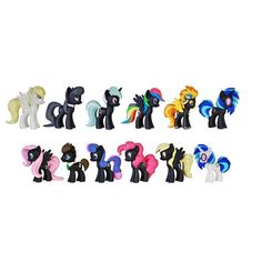 Not Just Toyz - My Little Pony Mystery Minis Mini-Figure 4-Pack, $24.99 (http://www.notjusttoyz.com/my-little-pony-mystery-minis-mini-figure-4-pack/)