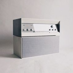 Braun RCS 9 L 40 - 1961 Dieter Rams