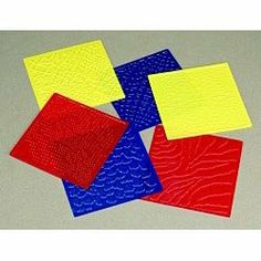 Amazon.com: ROYLCO R5817 7 by 7-Inch Animal Skins Rubbing Plates, 6-Pack: Arts, Crafts & Sewing