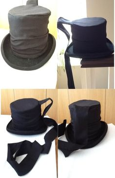 New improved Undertaker hat by PatiCakee