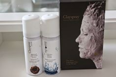 Lotions, Potions & Me: The Review: Clayspray Chococlay Face Mask