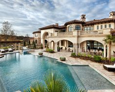 Mediterranean Exterior Design, Pictures, Remodel, Decor and Ideas - page 100