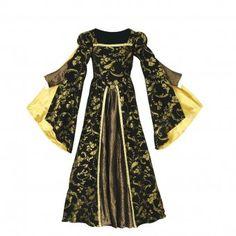 Královské plesové šaty