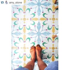 Our #CementTile captured by a talented #visual @amy_stone at #GardeniaRestaurant in #WestVillage, #NYC. Meet #Viola. #morrocan #tile #mosaichousenyc #mosaichouse #interiordesign #restaurantdesign #restaurantfloor #restaurantstyle #encaustic #handmade #artisan #manhattan #nycdesign #ihavethisthingwithfloors #tileaddiction #tiletuesday Be sure to check out Amy's Instagram and you will see what we are talking about! :)