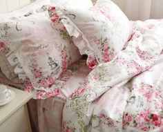 Cheap duvet cover set, Buy Quality bedding set directly from China lace bedding sets Suppliers: princess Pink ruffle lace bedding sets,romantic floral duvet cover set,twin queen king full Matching Bedding And Curtains, Duvet Bedding Sets, Cheap Bedding Sets, Chic Bedding, Blue Bedding, Luxury Bedding Sets, Comforters, Bedspreads, Duvet Covers Urban Outfitters