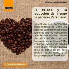 #OrinoquiaparaHoy el #Cafe y la reduccion del riesgo de padecer Parkinson