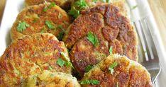 Kotlety są tak pyszne, że chce się ich więcej i więcej :) K remowe w środku, z chrupiącą skórką z zewnątrz. Można zjeść je z jakimś sosem, ... Tortellini, Tandoori Chicken, Vegetables, Eat, Ethnic Recipes, Food, Essen, Vegetable Recipes, Meals