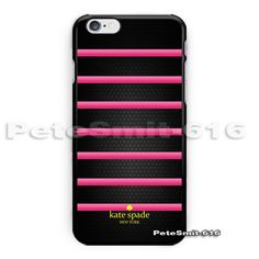 New-Luxury-Kate-Spade-Awesome-With-Pink-Stripe-Phone-case-For-iPhone6-6s-plus