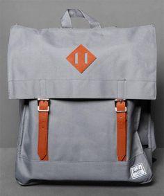 Neu im Shop: Herschel Survey Backpack in Grey - http://www.numelo.com/herschel-survey-backpack-p-24512745.html #herschel #surveybackpack #taschen #numelo