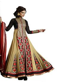 Monalisa Fabrics Women's Unstitched Dress Material (20019007_Beige _Free Size) Monalisa fabrics http://www.amazon.in/dp/B00ZCJVN1E/ref=cm_sw_r_pi_dp_Jw8Evb0QS97C1