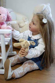 Jannie de Lange doll