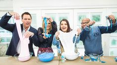 Fun DIY Glitter Slime made by Karina Garcia! Don't miss Home & Family weekdays at 10a/9c on Hallmark Channel