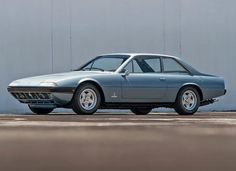 World Of Classic Cars: Ferrari 365 GT4 2+2 Prototipo by Pininfarina 1972 - World Of Classic Cars -