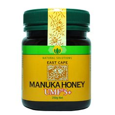 Health Benefits of Manuka Honey 2. Immunity: Feeling a cold or sore throat coming on? Stir a teaspoon of Manuka honey into your hot lemon drink to prevent the cold bug taking a grip. Manuka honey is high in antibacterial levels and recommended in the treatment of ulcers, strep throat, cold sores, skin infections, cuts and abrasions.