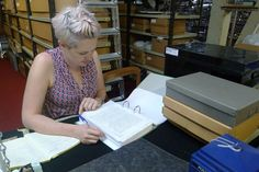 "On July 20th 2015, posted by Torquay Museum on their Facebook Page:   ""The new film about the life and expeditions of Torquay explorer Percy Harrison Fawcett is about to go into production.Today Carly Mason a member of the production design team for THE LOST CITY OF Z has been researching from the archive stored at the Museum. The Museum hopes to be part of this creative process, using the artefacts held in store to help the production achieve historical accuracy.""  Source via @Robjectify…"