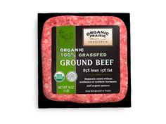 100 Cleanest Packaged Food Awards 2013: Dinner: Organic Prairie grass-fed ground beef 85/15 http://www.prevention.com/food/healthy-eating-tips/100-cleanest-packaged-food-awards-2013-dinner?s=5
