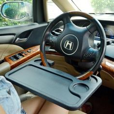 Mixed-gadgets Car Laptop/eating Steering Wheel Desk for sale online Hippie Auto, Volkswagen, Materiel Camping, Cool Car Accessories, Vehicle Accessories, Desk Accesories, 4runner Accessories, Honda Element Accessories, Mini Cooper Accessories