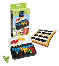 Smart Games - IQ Twist, juego de ingenio de viaje con retos progresivos (SG488IB): Amazon.es: Juguetes y juegos