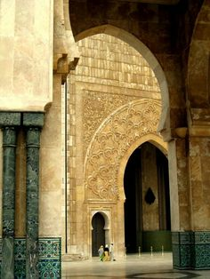 Hassan ll Mosque - Morocco