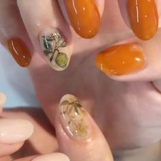 Make an original manicure for Valentine's Day - My Nails Short Almond Shaped Nails, Almond Shape Nails, Cute Nails, Pretty Nails, Hair And Nails, My Nails, Nagellack Design, Nail Envy, Accent Nails