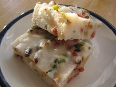 Lo bak ( radish ) cake... Homemade dim sum for my love!