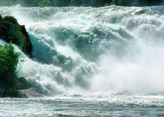 Staubbach Falls, Lauterbrunnen Valley