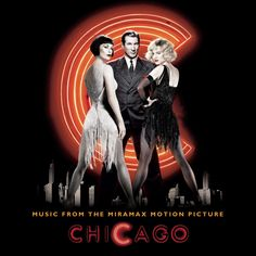"""Here's a list of who sings what on the """"Chicago"""" Movie Soundtrack, featuring Catherine Zeta-Jones, Renee Zellweger, Richard Gere, and Queen Latifah. Chicago Movie, Chicago Musical, Musical Theatre, Chicago Chicago, Bob Fosse, Love Movie, Movie Tv, Movie Cast, Movies Showing"""