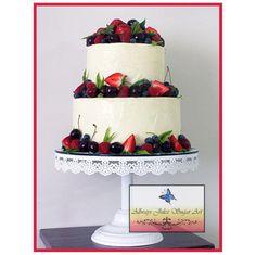 """""""Berry Red Velvet"""" - Cake by Allways Julez"""
