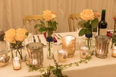 All Décor and Styling provided by Crow Hill Weddings. Fresh Flowers by Roxanne at Lily Blossom. Sophisticated Wedding, Elegant, Wedding Decorations, Table Decorations, Fresh Flowers, Crow, Lily, Weddings, Home Decor