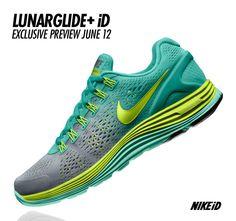 Nike LunarGlide+ 4 - NIKEiD