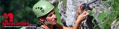 Klettern am Kanzianiberg Einer der schönsten Klettergarten Kärntens befindet sich nur ein paar Kilometer von unserem Naturhotel entfernt. Die Alpinschule 4 Jahreszeiten bietet auch attraktive Kletterkurse für Anfänger und Geübte an. Climbing, Couple, School, Vacation, Nice Asses