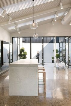 Polished Concrete - Mildred & Co / Jose Gutierrez