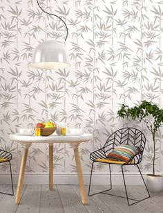 Fern leaf stencil leaf stencil large wall stencils decorative