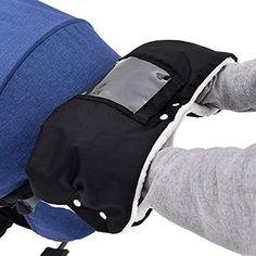 Handwärmer Handschuhe Handmuff für Kinderwagen Kinderwagenhandschuhe Buggy Muff
