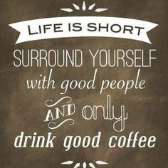 C'est le moment pour prendre de bonnes résolutions ! Time for good resolutions! résolutions - café / resolutions - coffee