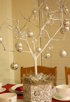 Navidad and mesas on pinterest for Decoraciones para centro de estetica