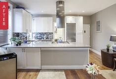 Before & After: A Serious Overhaul for a 'Destroyed' East Village Kitchen | Apartment Therapy
