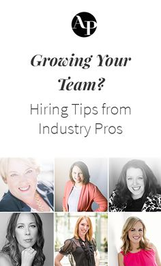 Ready to add team members to your wedding planning business? We've got hiring tips from wedding industry pros!