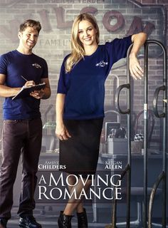 "Its a Wonderful Movie - Your Guide to Family and Christmas Movies on TV: ""A Moving Romance"" -- a PixL Original Movie!"