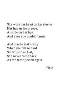Creative writing poem