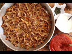 How to Make Manti - Armenian Manti Recipe - Heghineh.com - YouTube